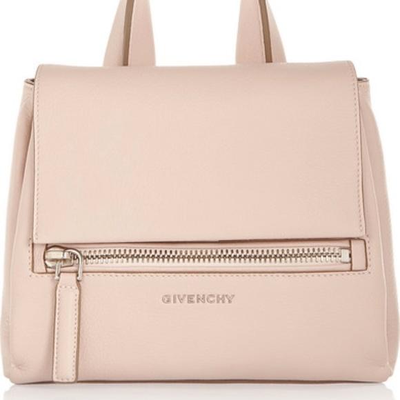2f046a20cb Givenchy Bags   Mini Pandora Shoulder Bag Baby Pink   Poshmark